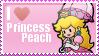 I Heart Peach