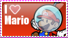 I Heart Mario Stamp by MandiR
