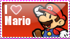 I Heart Mario Stamp 2 by MandiR