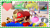 Super Mario Sunshine Stamp by MandiR