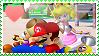 Super Mario Sunshine Stamp by MandiR