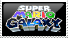 Super Mario Galaxy Stamp Four