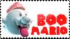 Boo Mario Stamp by MandiR