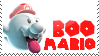 Boo Mario Stamp by MandiR