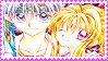 Kamikaze Kaitou Jeanne Stamp by MandiR