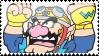 Wario Stamp by MandiR