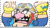Wario Stamp by MandiR