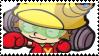 9-Volt Stamp by MandiR
