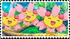 421: Cherrim Stamp
