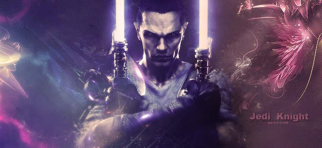 Jedi Knight by WeeDgS