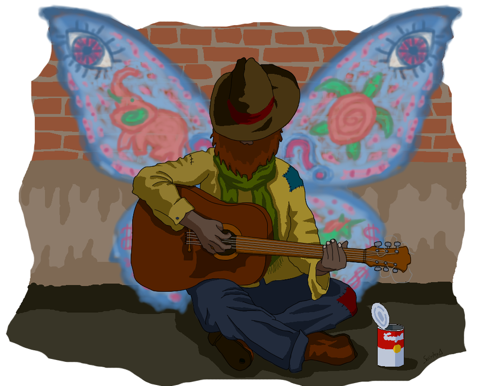 Bluesman by swirley1618