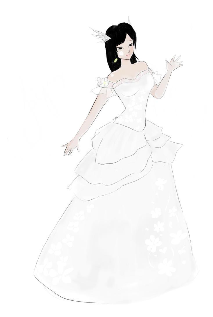 My Elfpriest by uchinachan