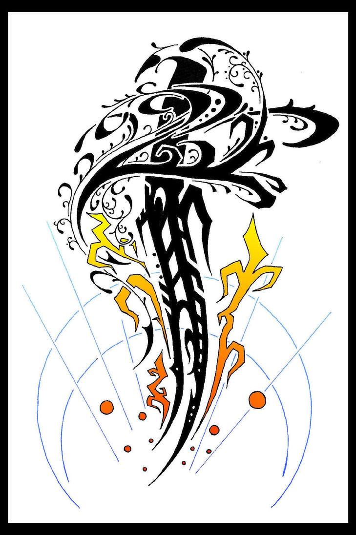 lightning dagger by