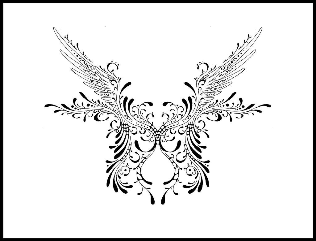 angel of kiwis by Blastermind