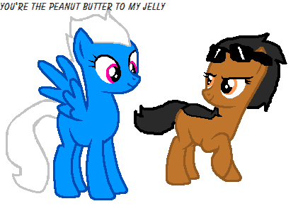 You Re The Peanut Butter To My Jelly By Yukitg On Deviantart