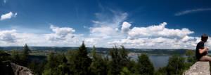 Lake Konstanz Panorama