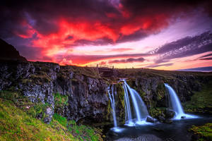 Iceland landscapes pt. V by TheChosenPesssimist