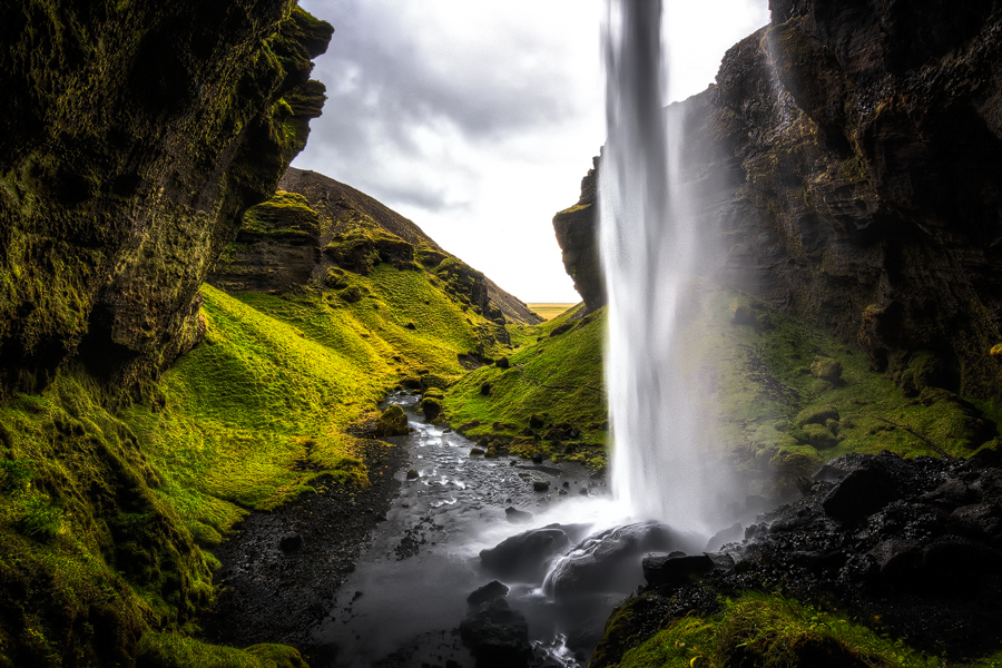 Iceland landscapes pt. VII by TheChosenPesssimist
