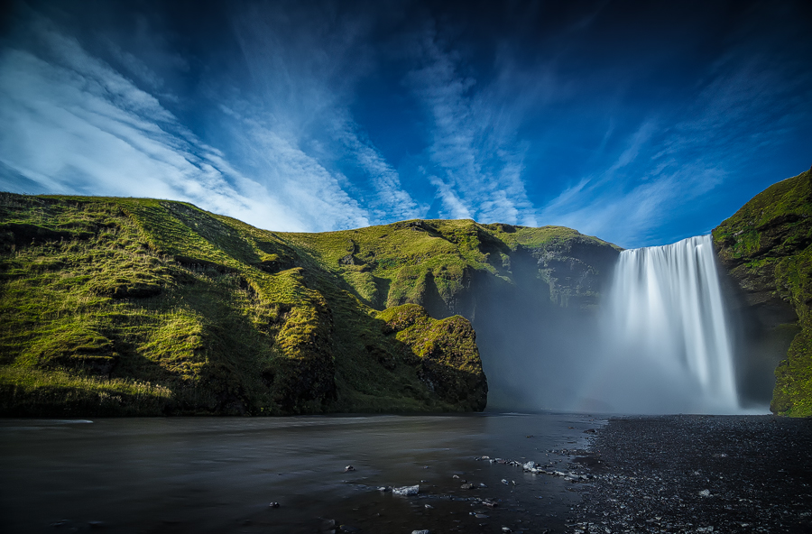 Iceland landscapes pt. IX by TheChosenPesssimist