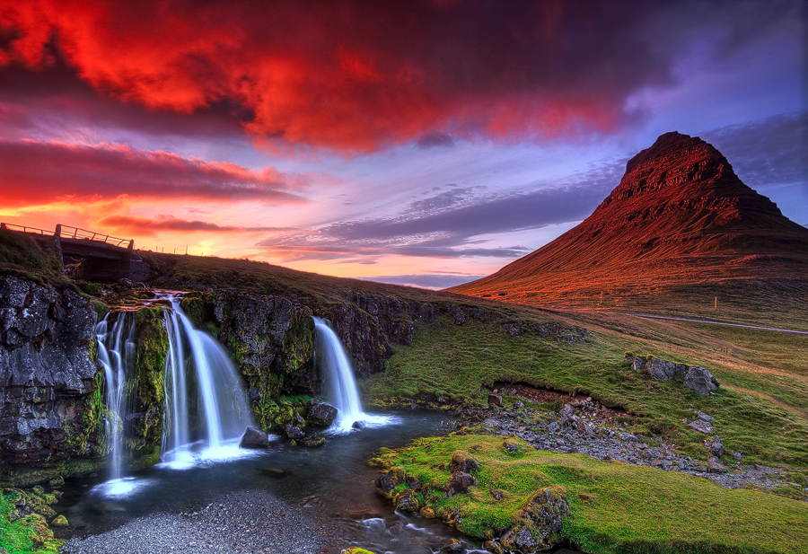 Iceland landscapes pt. XI by TheChosenPesssimist