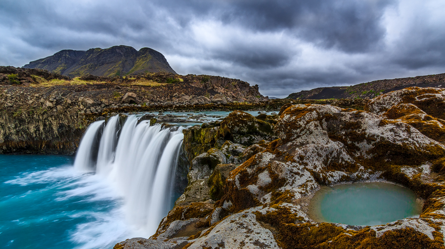 Iceland landscapes pt. XII by TheChosenPesssimist