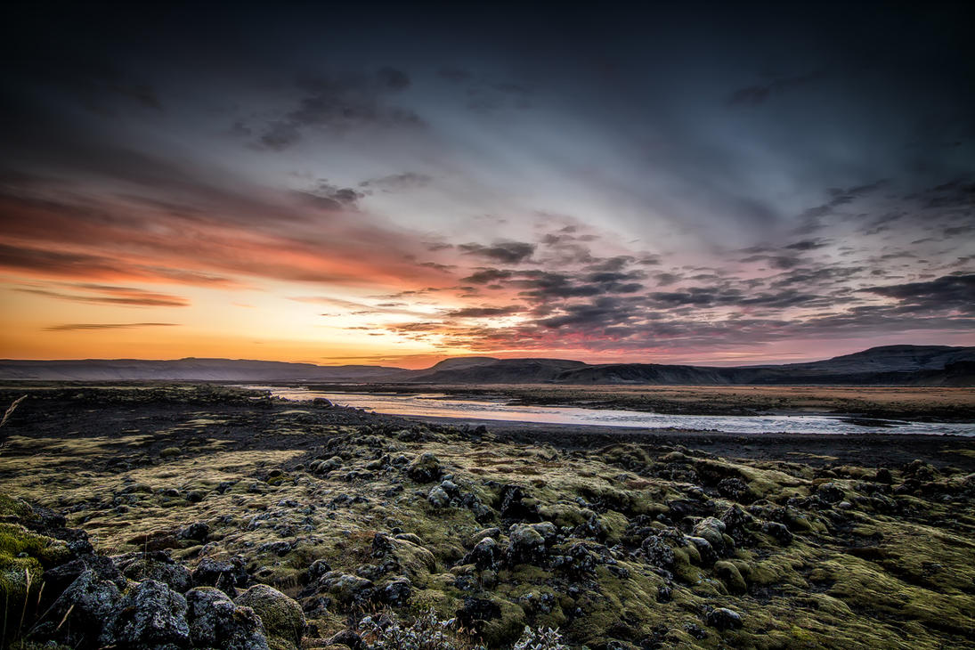 Iceland landscapes pt. XXV by TheChosenPesssimist