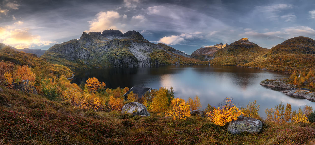 Remote Norway pt. XI by TheChosenPesssimist