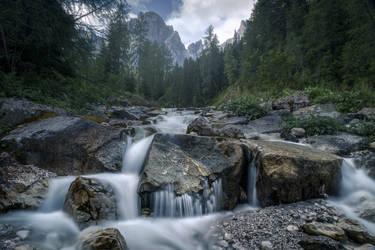 Dolomites pt. XV by TheChosenPesssimist