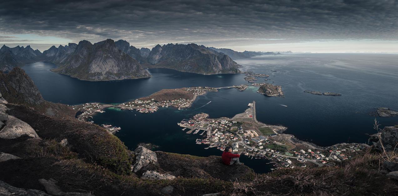 Remote Norway pt. XLIII by TheChosenPesssimist