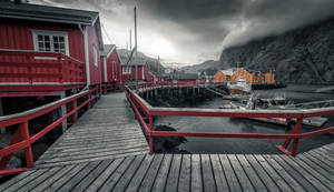 Remote Norway pt. XLV by TheChosenPesssimist