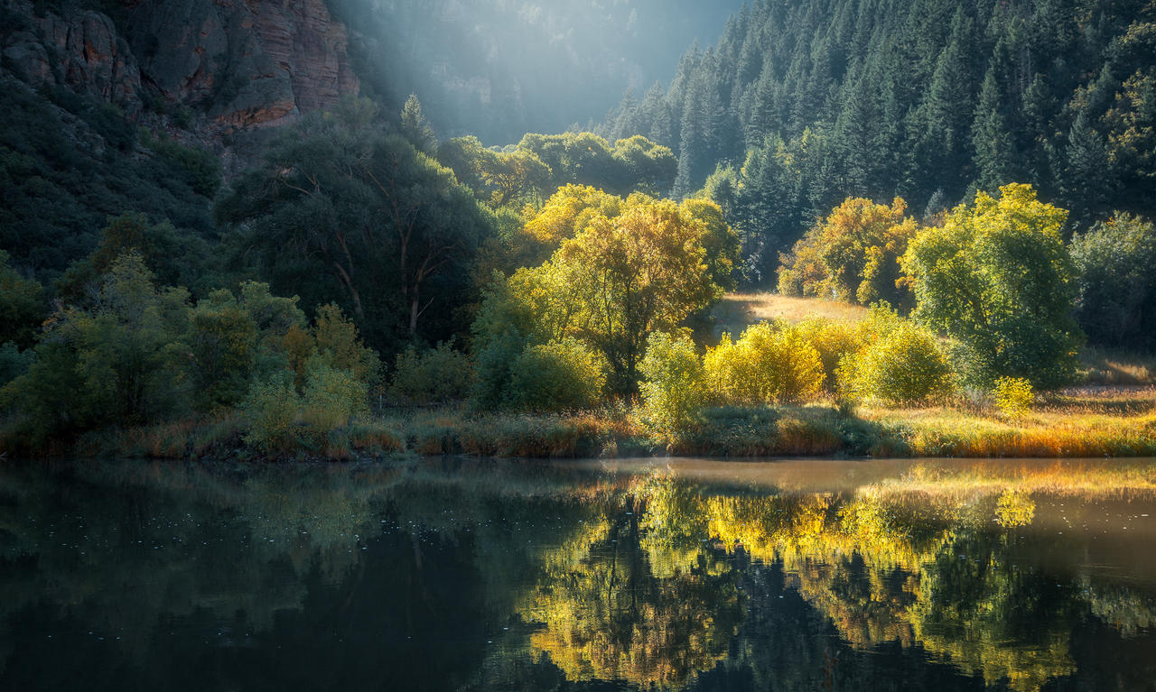 Colorado landscapes pt. I by TheChosenPesssimist