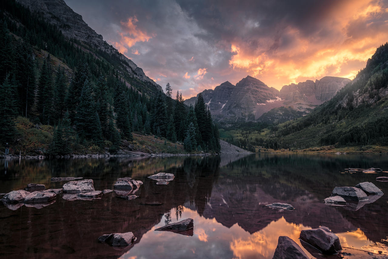Colorado landscapes pt. III by TheChosenPesssimist