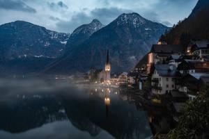 Austria - Hallstatt by TheChosenPesssimist