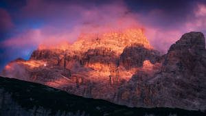 Dolomites Sunrise