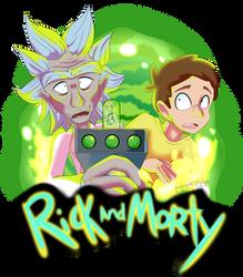Season 4 Announcement Redraw by PineappleShiba