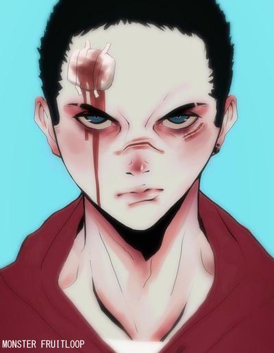 Character: Nero by CaptainYoshi22