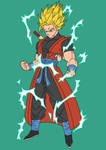 Goku - Xeno - Super Saiyan 2