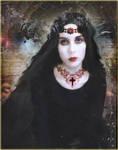portrait d'un vampire I by Bohemiart