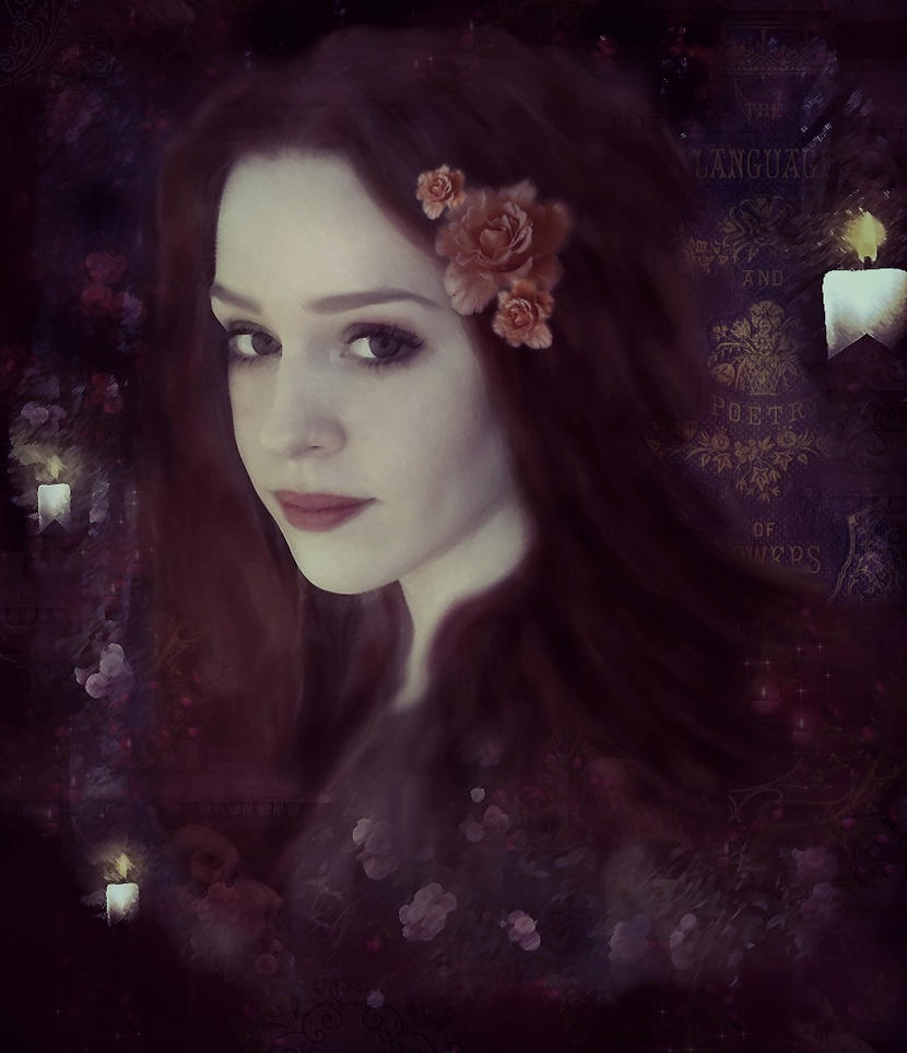 The Flame and the Flower by Bohemiart