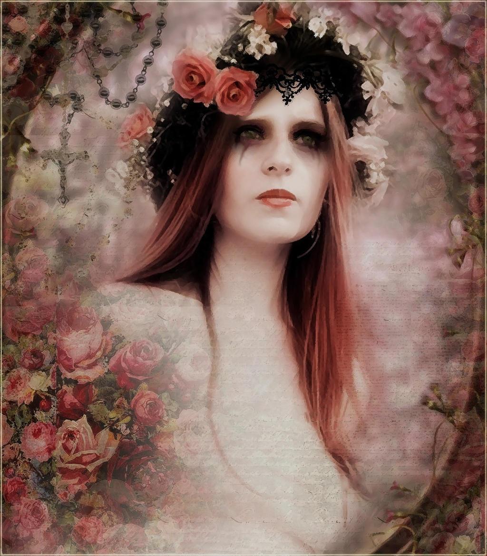 Favole Rose by Bohemiart