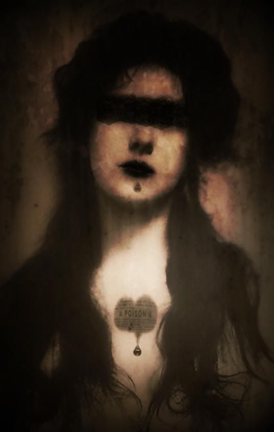 poison girl by Bohemiart