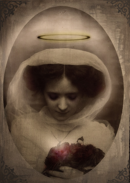 Mercy Veil by Bohemiart