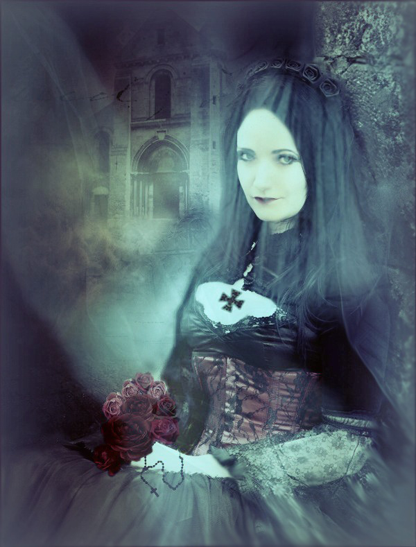 The Midnight Rose by Bohemiart