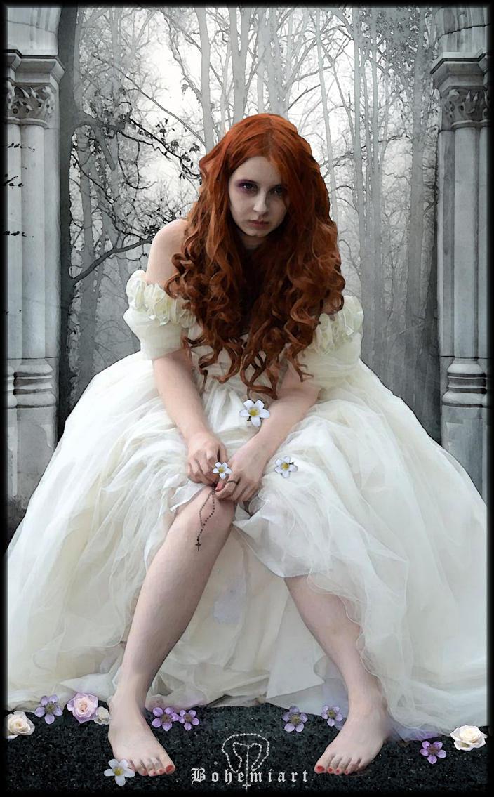 Evangeline by Bohemiart