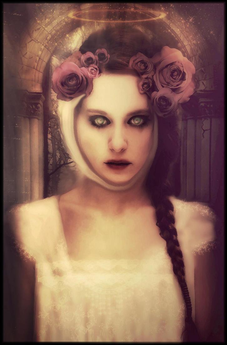Opaline Rose by Bohemiart