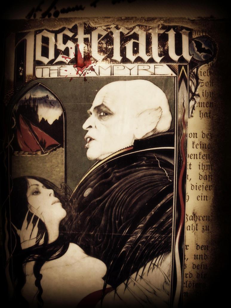 Nosferatu by Bohemiart