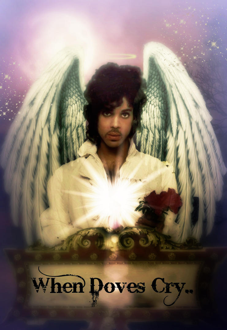 When Doves cry ... by Bohemiart