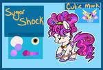 [Pony OC] Sugar Shock