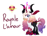 Royale L'amour ADOPT **CLOSED**