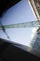 High Rise Crane by donncha